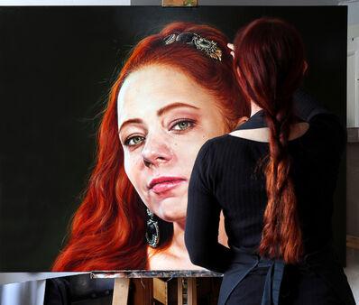 Arina Gordienko, 'Full Moon', 2020