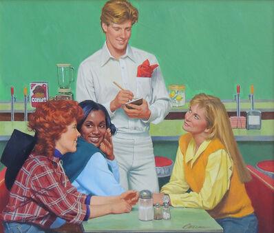 Robert Berran, 'One Boy Too Many, Book Cover'