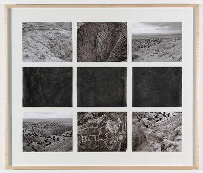 Michelle Stuart, 'Petroglyph, New Mexico', 1978