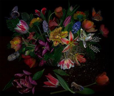 Zoltan Gerliczki, 'Still Life with Butterflies', 2019