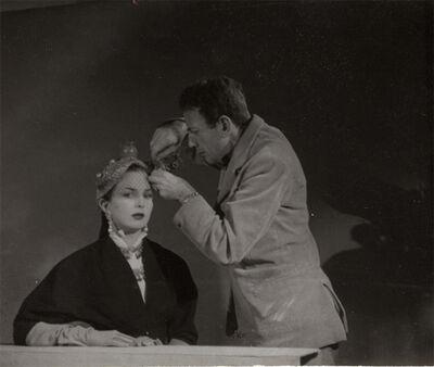 Jacques Henri Lartigue, 'Preparing for Fashion Pose', 1940s/1940s