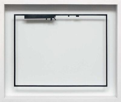 János Megyik, 'Frame II', 2003