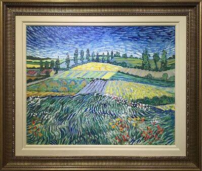 John Myatt, 'Wheatfields', 2008