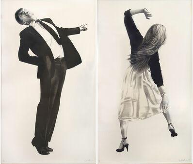 Robert Longo, 'Edmund & Anne', 1984