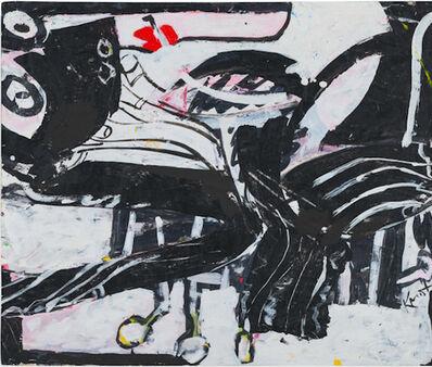 Knox Martin, 'Woman Scholar', 2010
