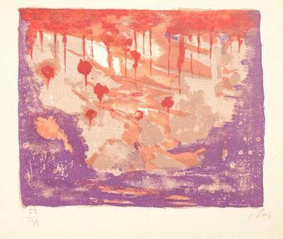 Jean Pons, 'Réflexion', 1963