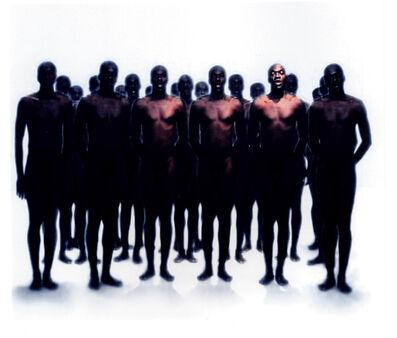 Moridja Kitenge, 'Hymne à nous', 2009