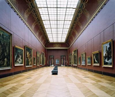 Candida Höfer, 'Musée du Louvre, Paris XXI', 2005