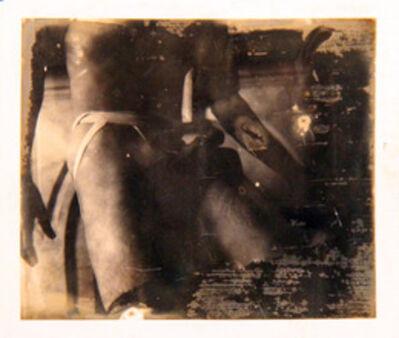 Mark Morrisroe, 'Man in Jockstrap', 1984