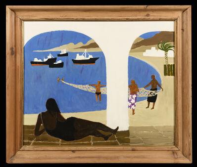 Mary Fedden, 'The Coast', 1990