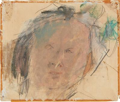 Larry Rivers, 'Head of Berdie', Circa 1956