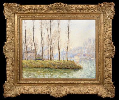 Francis Picabia, 'Moret-sur-Long, en hiver', 1905