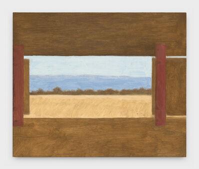 Eleanor Ray, 'Mercer Meadows (bird blind)', 2020