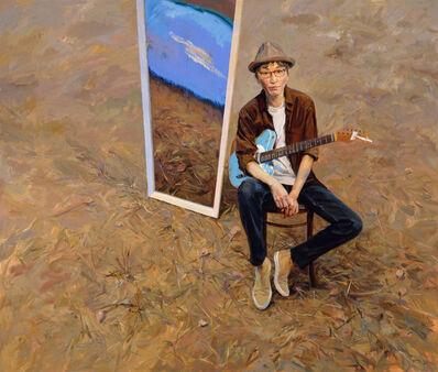 Yu Hong 喻红, 'A Sky of Oneself 《一个人的天空》', 2019