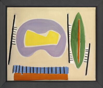 Caziel, 'Composition #35', 1950