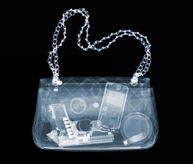 Nick Veasey, 'Chanel Packing Heat', 2015