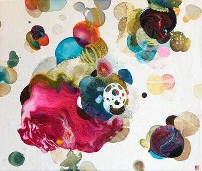 Amanda Krantz, 'Diaphanous IX', 2017