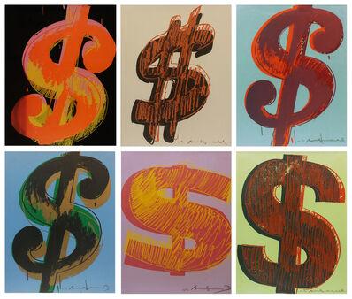 Andy Warhol, '$ (1) FS II.274-279', 1982