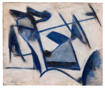 Giorgio Lo Fermo, 'Blue Lines', Blue Lines