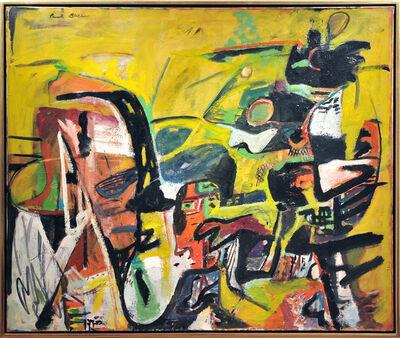 Paul Burlin, 'I', 1953