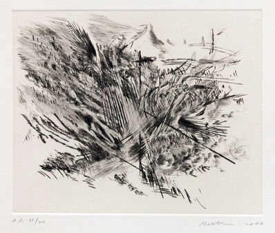 Julie Mehretu, 'Untitled 1 (Amulets)', 2008
