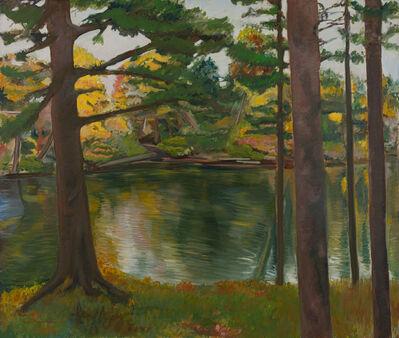 Jane Freilicher, 'Adirondack Landscape', 1972