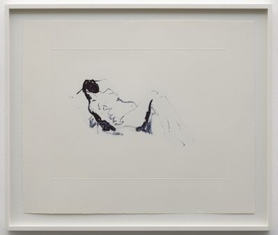 Tracey Emin, 'Further Back', 2014