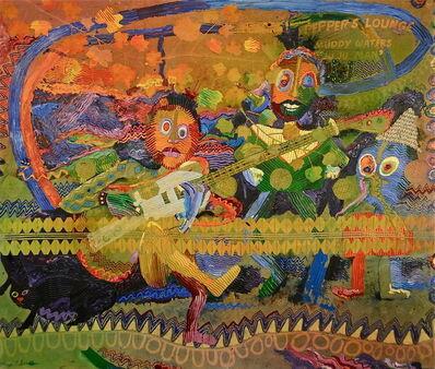 Wadsworth Jarrell, 'Juju Man from the Delta', 1985