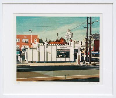 John Baeder, 'White Castle', 1981