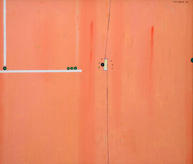 Edwin Tanner, 'Untitled', 1974