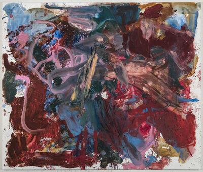 Anke Weyer, 'Bigger Anke Weyer Painting ', 2018