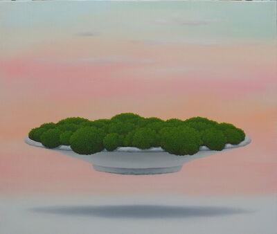 Jong Yong YANG, 'Bowl Moss ', 2018