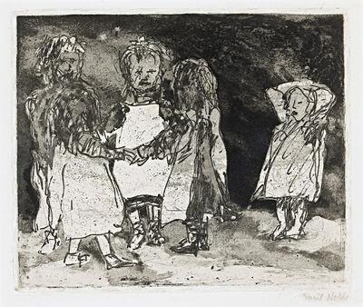 Emil Nolde, 'Ringelreihen', 1908