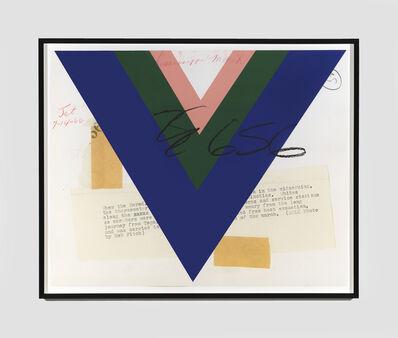 Theaster Gates, 'Kitsch Italian Design on the Backs of Blacks', 2018