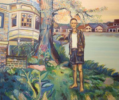 Corn Mei, 'Landscape - Memory series, Lap Tak River, Canton', 2013