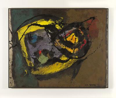 Carl Morris, 'Implosion C-63-23', 1963