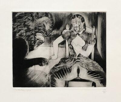 Francisco Toledo, 'Story of Elena: Lion Prick', 1985