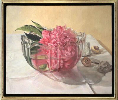 Mary Joan Waid, 'Floating Peony', 1998