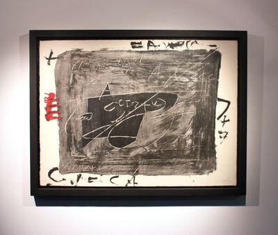 Antoni Tàpies, 'Untitled', 1995