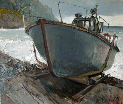 Igor Shipilin, 'Boat', 2005