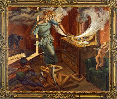 M. Louise Stanley, 'Pandora', 1999