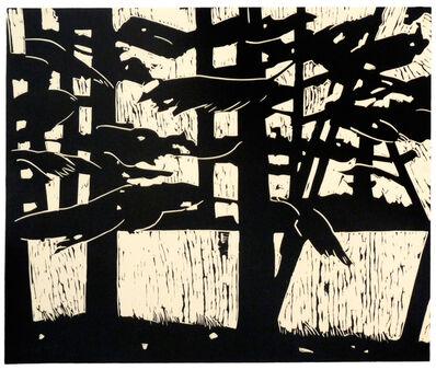 Alex Katz, 'Pines', 2003
