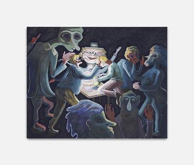 Pierre Knop, 'Tischlampingesen', 2019