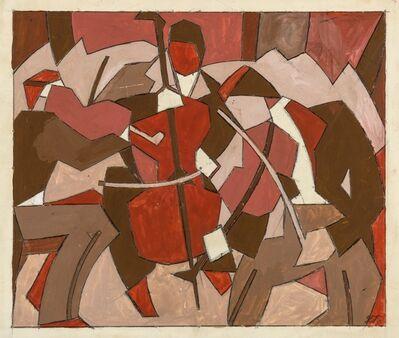 Lill Tschudi, 'Trio (see Coppel LT 22) ', 1931