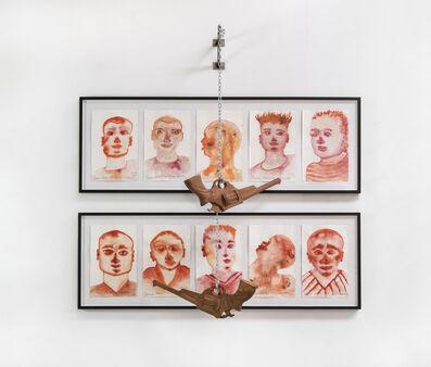 Barthélémy Toguo, 'Black Lives Always Matter', 2015