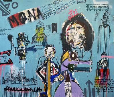 JP Jones, 'Mona Lisas and Mad Hatters by Elton John', 2019