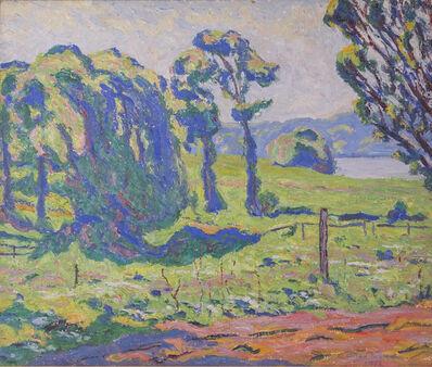 Allen Tucker, 'Fauvist Landscape', 1916
