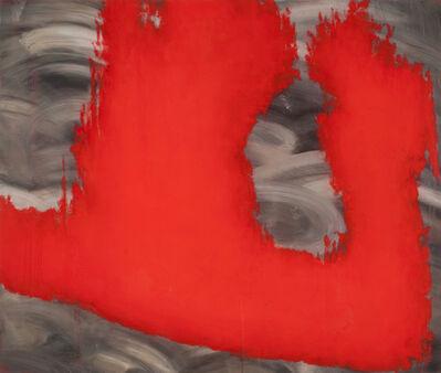Jeff Muhs, 'Red Drift', 2013