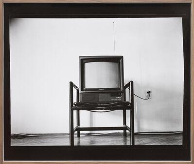 Goran Trbuljak, ' Sketch for sculpture ', 1993