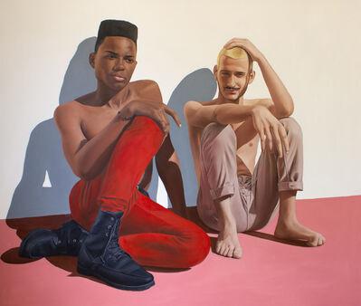 Gabriel Sanchez, 'Brayan y Ricky', 2020